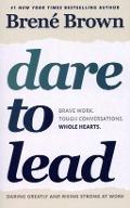 Bekijk details van Dare to lead