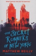 Bekijk details van The secret runners of New York