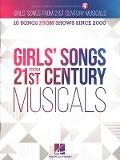 Bekijk details van Girls' songs from 21st century musicals
