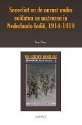 Bekijk details van Sneevliet en de onrust onder soldaten in Nederlands-Indië 1914-1919