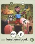 Bekijk details van Aap leest een boek
