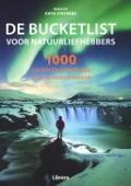 Bekijk details van De bucketlist voor natuurliefhebbers