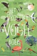 Bekijk details van Het vrolijke vogel boek