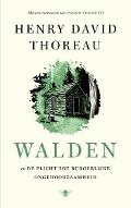 Bekijk details van Walden, en De plicht tot burgerlijke ongehoorzaamheid