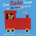 Bekijk details van Een rode trein en andere kleuren