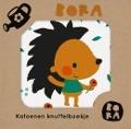 Bekijk details van Bora katoenen knisperboekje