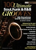 Bekijk details van 100 Ultimate soul, funk and R&B grooves for alto sax and E♭ instruments
