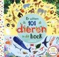 Bekijk details van Er zitten 101 dieren in dit boek