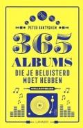 Bekijk details van 365 albums die je beluisterd moet hebben