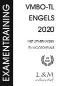 Bekijk details van Examentraining; Vmbo-tl Engels 2020
