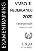 Bekijk details van Examentraining; Vmbo-tl Nederlands 2020
