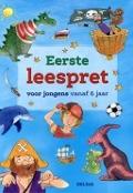 Bekijk details van Eerste leespret voor jongens vanaf 6 jaar