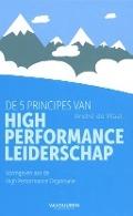 Bekijk details van De vijf principes van high performance leiderschap