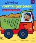 Bekijk details van Kiekeboe, voertuigenboek voor de allerkleinsten