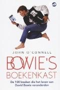 Bekijk details van Bowie's boekenkast