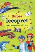 Bekijk details van Super leespret voor jongens vanaf 7 jaar