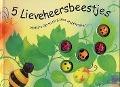 Bekijk details van 5 lieveheersbeestjes