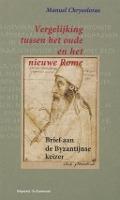 Bekijk details van Vergelijking tussen het Oude en het Nieuwe Rome