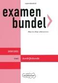 Bekijk details van Examenbundel vwo aardrijkskunde; 2020/2021