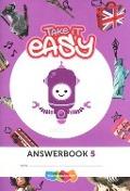 Bekijk details van Take it easy; Answerbook 5