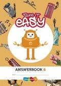 Bekijk details van Take it easy; Answerbook 6