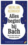 Bekijk details van Alles begint bij Bach