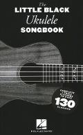 Bekijk details van The little black ukulele songbook