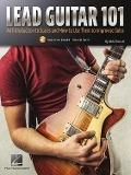 Bekijk details van Lead guitar 101