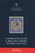 View details of Stanley Gibbons stamp catalogue Commonwealth and British Empire stamps 1840-1970