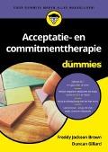 Bekijk details van Acceptatie en commitmenttherapie voor dummies®