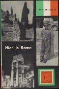 Bekijk details van Hier is Rome