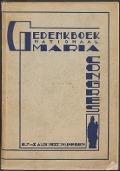 Bekijk details van Gedenkboek van het Nationaal Maria-congres, gehouden te Nijmegen, 6, 7 en 8 augustus 1932
