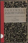 Bekijk details van De hymnen van het Romeinsch brevier en de sequentiae van het misboek