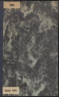 Bekijk details van Gedenkboek bij gelegenheid van het 25-jarig bestaan 1896-1921