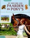 Bekijk details van Het grote boek over paarden en pony's