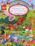 Bekijk details van Mijn magische eenhoorns en prinsessen zoekboek
