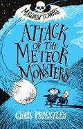 Bekijk details van Attack of the meteor monsters
