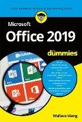 Bekijk details van Microsoft Office 2019 voor dummies®