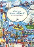 Bekijk details van Waar is de kleine zeilboot?