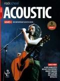 Bekijk details van Rockschool; Acoustic guitar; Grade 4