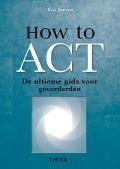 Bekijk details van How to ACT