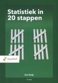 Bekijk details van Statistiek in 20 stappen