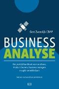 Bekijk details van Business analyse