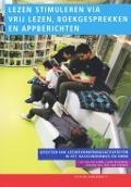 Bekijk details van Lezen stimuleren via vrij lezen, boekgesprekken en appberichten