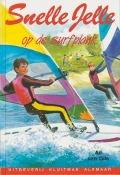 Bekijk details van Snelle Jelle op de surfplank