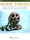 Bekijk details van Movie themes for classical players; Flute & piano