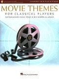 Bekijk details van Movie themes for classical players; clarinet & piano