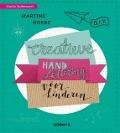 Bekijk details van DIY creatieve handletteringprojecten voor kinderen