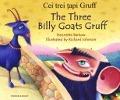Bekijk details van The three billy goats Gruff