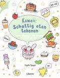 Bekijk details van Kawaii: schattig eten tekenen